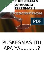 PUSKESMAS BHN PSIK.