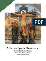 A Santa Igreja Ortodoxa