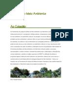Cartilha Do Meio Ambiente MPF DF
