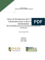 Libro Resumenes COLCA