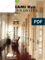Raffles Hotel - Murakami Ryu