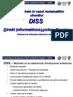 1.Prezentare DISS2- After Sales