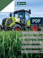 Catalogo Mirador 2011 Agricola