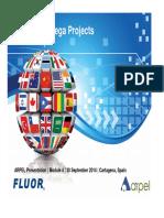 FLUOR Presentation on Managing Mega Projects