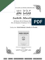 Libros sahih Muslim