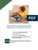 Apps e Infancia