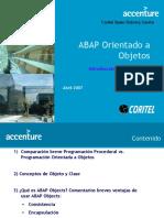 01 ABAP Objects