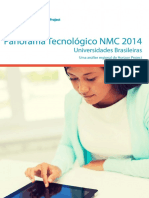 Relatório 2014 Nmc Horizon Report Brazilian Universities PT