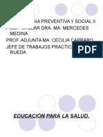 1o Clase- Salud- Enfermedad OPS 2
