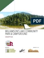 Williamson's Lake report