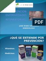 Prevencion Enf. Resp. Jose Rivas