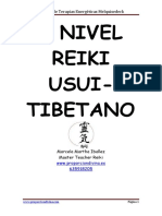 Manual Tercer Nivel Reiki Usui-tibetana Definitivo