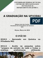 QUI101 - Palestra