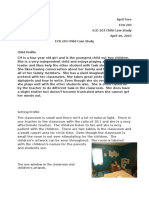 ecd 203 child case study