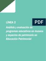 Análisis y Evaluación de Programas Educativos en Museos