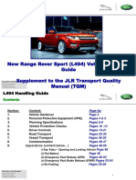 Ranger Over Sport l 494 Vehicle Handling Guide