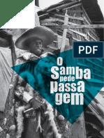 Catálogo O Samba Pede Passagem