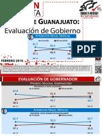 Evaluación del gobierno de Miguel Márquez en Guanajuato