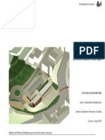 Diseño Para El Terminal Terrestre Para El Canton Limon Indanza