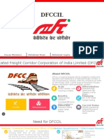 DFCCIL Infra consulting project