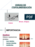 fotopolimerizacion 2013