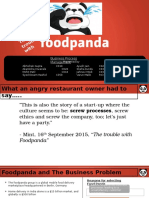 foodpanda bpm project