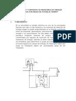 Lab 4 - Verificación y Contraste de Medidores de Energía