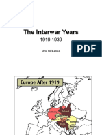 mm the interwar years  2