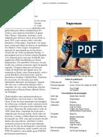 Superman – Wikipédia, A Enciclopédia Livre