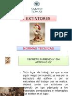 EXTINTORES TECNICO