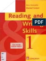 Acevedo Ana Gower Marisol Reading and Writing Skills 1