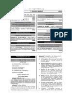 Ley N° 30057 del Servicio Civil 2016