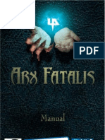 Arx_Fatalis_-_Manual_-_PC