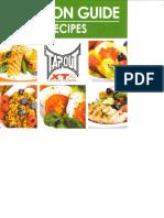 tapout xt2 nutrition guide pdf rh scribd com tapout xt nutrition guide Nutrition Table