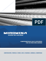 Catalogo Miromina 2015