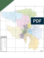 Quito, división política administrativa