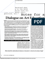 .Dipti Desai_Notes for a Dialogue on Art Education in Critical Times