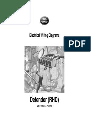 defender 90 wiring diagrams 2007 2011 land rover defender wiring electrical connector  2007 2011 land rover defender wiring