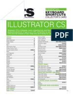 Adobe Illustrator - Shortcuts