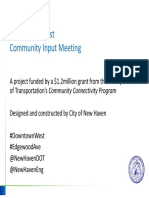 2016.03.17 Downtown West Community Input Meeting 1 - Edgewood School