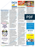 Pharmacy Daily for Wed 30 Mar 2016 - Competency consultation, MGC poised for cannabis, Flu vax ad warning, Health AMPERSAND Beauty and much more