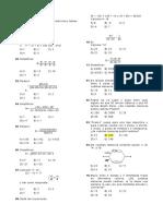 Factorial y Analisis Combinatorio