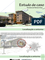 Avaliação de pós ocupação - Residencial Palmeira Real