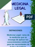 Diapositivas Medicina Legal
