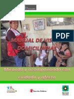 Manual Visitas Domiciliarias 2015