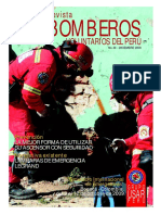 Revista Bomberos Diciembre 2009