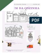 Lanches Dicas Album Da Cozinha