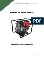 Bomba de Agua Diesel