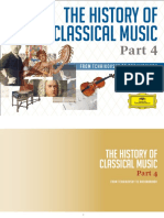 Part 4 - From Tchaikovsky to Rachmaninov