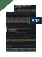 Conceptos Básicos ope2